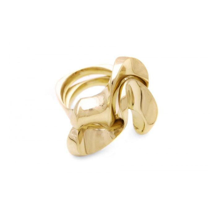 2 ringen in elkaar