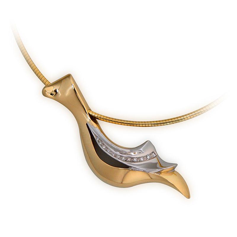 hanger-dolfijn