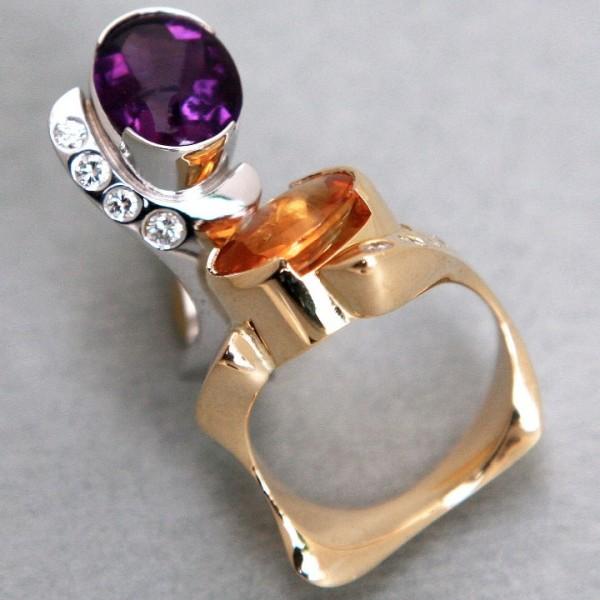 ringen voor twee zussen