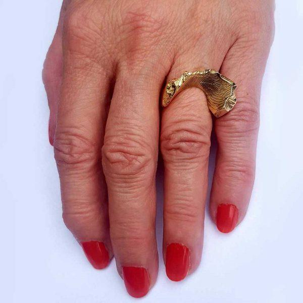 herdenkingsset ring